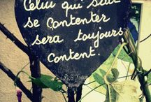 Citations et Twittes