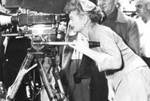 "women filmmakers / Women writers, producers and directors who are heroically challenging Hollywood's predisposition to make ""for male, by male"" films.  Lucille Ball made history when she became the first woman to run a major television studio in 1962. Over half a century since, males outnumber females in all top production roles in cinema (writing, directing and producing) approximately 5 to 1.  Let's change that! -- Brijana Prooker: Writer, Director, Pit Bull Advocate, Creator of The Love Abridged Project ♥"