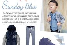 kleertjes.com ★ Sunday Blue / De laatste trends   Sunday blue   kleertjes.com