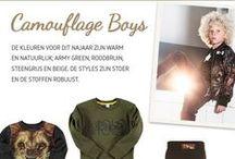 kleertjes.com ★ Camouflage Boys / De laatste trends   Camouflage Boys   kleertjes.com