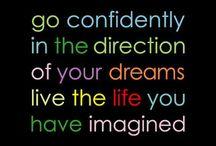 Dream. Believe. Inspire. ○°•●