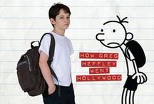 Wimpy Kid Read-Alikes / Can't get enough of Jeff Kinney's Diary of a Wimpy Kid books? Here are some more kids' novels that combine diary entries and doodles.