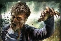 Zombies! / Newly resurrected from the dead, these books want your brains!