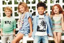 kleertjes.com ★ Tropical Pastel zomer 2016 / kinderkleding, mode, pastelkleuren, tropische prints