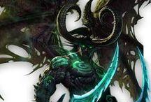 Elves+Demonic+Night+/Fel