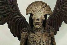 Angel of Death(Angel+Dark+Death)/Reaper(2xdark+2xdead)+/Lightning