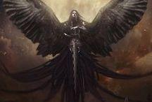 Angel/Seraphim+Night/Night+Fire