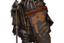 ``Warrior(Barbarians+Knight)