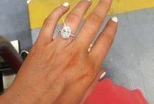 diamond ring bling