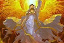 Angel/Seraphim+Fire