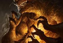Demon(2xDemonic)/Archdemon(Demon+Armour/Magic)