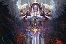 Order(Light+Air/Angel+Fire+Earth+Strength)