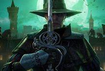 ``Inquisitor-hunter
