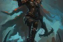 ``Demon_Hunter_ Style(Assassin+Crossbowman)+/Demonic