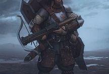 ``Crossbowman(Archer+Mechanism+Armour)
