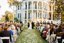 Nottoway Plantation Weddings / by Nottoway Plantation