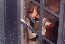 Books / by Charlotte Huntington