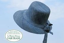 Fair Trade hats - for a day at the derby
