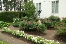 Gardens to visit / Collection of wonderful gardens to visit in Sweden. Gardens to admire, enjoy and where you can buy La Maison Afrique FAIR TRADE products.
