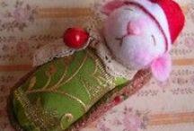 textil hračky
