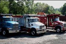 Dump Trucks / Collection of dump truck photos