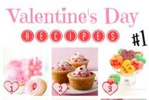 Holiday--Hearts/Valentine's Day/Pink
