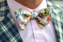 Bow ties, ties /