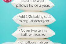 Fiks det nu! / Div. Tips og tricks til oprydning, rens og fikse ødelagte ting mm.