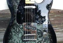 Hudobne nástroje / Hudba gitary