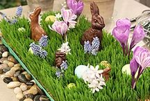 Easter / Velikonoční nápady