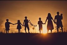 """Family, Friends and Pets / """"Where life begins, and love never ends."""""""