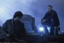 "Supernatural! / ""Saving People, Hunting Things...The Family Business."""