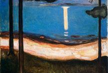 Edvard Munch / by Oliver Euler
