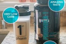 Level-1 & Phormula-1 / Level-1 & Phormula-1 are the highest quality, and best tasting protein available. Period. Be sure to check out our recipe board for tons of great food made with Phormula-1 & Level-1!