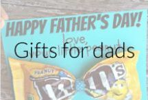 (gooi)Dad / Gooi gifts for Dad