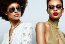 Cute Eyewear // Weloveglasses / Eyewear and Eyeglasses Latest Fashion Trends & News