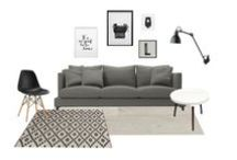 Interior Inspirations with the Lazytime PLus / Redecorating and choosing furniture can be hard work at the best of times. Not only do you want something to suit your style, budget and space now, but when buying a sofa the chances are you're also looking for something that'll last longer than the current style trends. We've taken one of our stock sofa ranges (Lazytime Plus in Graphite) to see how versatile it can be when mixed with different accessories and colours. Take a look at our mood-boards below for a little bit of inspiration!