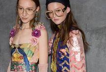 Eyewear On The Runway / Eyewear and Eyeglasses Latest Fashion Trends & News