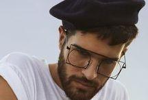Stylish Men's Eyewear//Men's Sunglasses / Eyewear and Eyeglasses Latest Fashion Trends & News