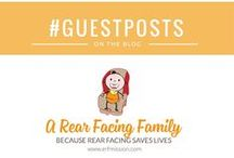 Guest Posts on A Rear Facing Family / All #guestposts made on my blog goes here as well as guest posts I have done. :)