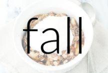 (gooi)Fall / We love fall!