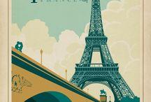 ● travel • FRANCE • paris