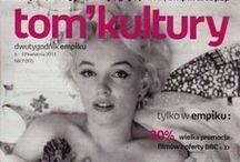 Marilyn Monroe covers Poland