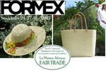Formex 2016 - design and trends at Stockholm international fairs. / #FORMEX Stockholm International fairs 24-27 August 2016 and 20-23 January 2016. Welcome  to La Maison Afrique #FAIRTRADE stand in section #Craft