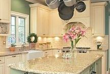 Cooking in Style / You know what they say -- Kitchen is the heart of the home!