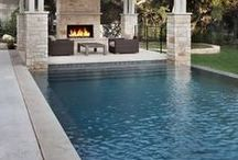 Cool Pools / Pools that will make you want to jump right in! Go ahead--get your feet wet!
