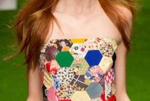 Patchwork fashion