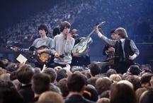 Rolling Stones / I know it's only Rock 'N Roll but I like it. / by Jon Moss