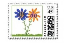 Wedding Stamps / Casual to elegant designs on postage stamps designed for weddings. Personalize them with your own info or a different message if you like.