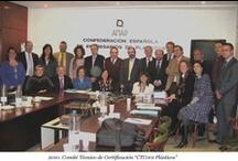 Certificación AENOR / CTC 001 PLÁSTICOS